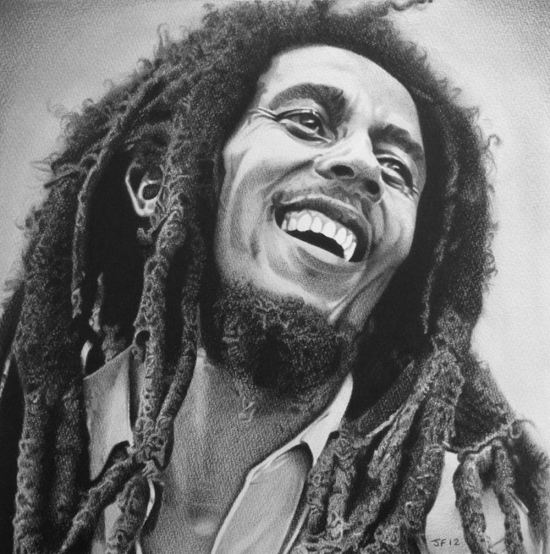 Bob Marley-12 Celebrities Who Have Been Shot And Lived