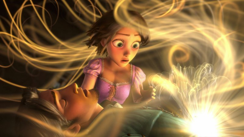 Rapunzel is the Only Princess to Have Magical Powers-15 Interesting Things About Disney Princesses You Never Noticed