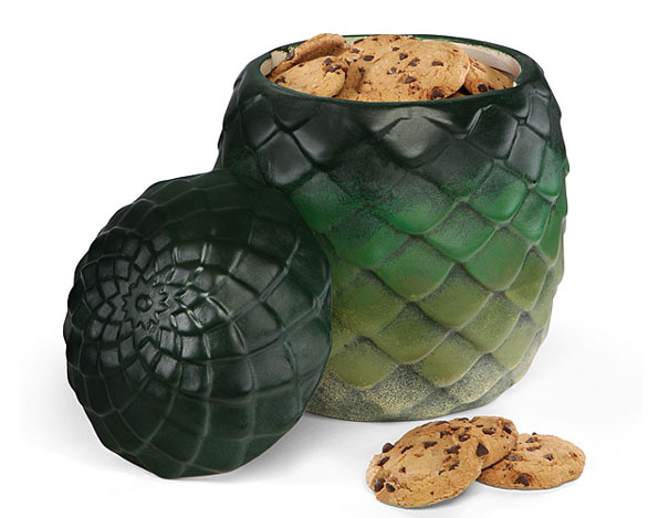 Dragon Egg Cookie Jar-15 Geeky Kitchen Gadgets That Will Make Your Kitchen A Super Kitchen