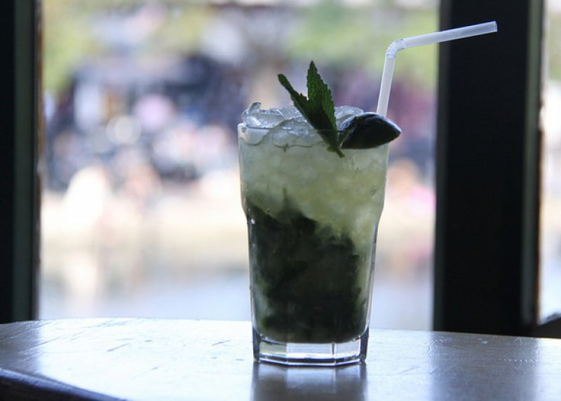 Virgin Mojito-15 Drinks You Can Order If You Are Trying To Stay Sober