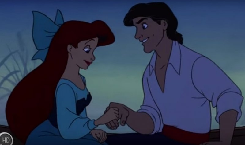The Little Mermaid-15 Disney Movie Mistakes You Probably Never Noticed