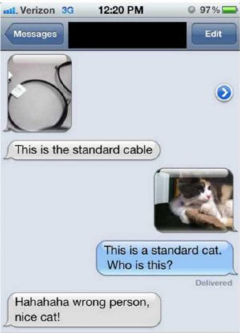 This is a Standard Cat-15 Hilarious Wrong Number Conversations