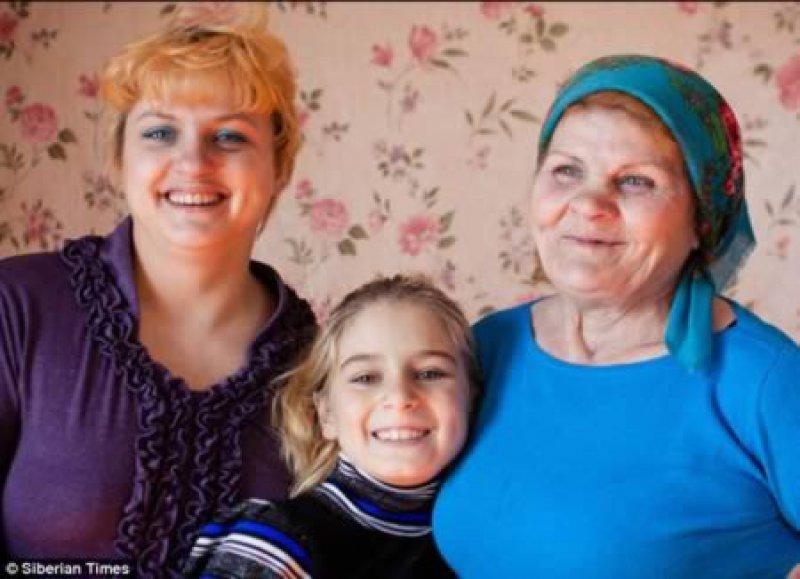 Lyudmilla Steblitskaya, Russia-15 Real Life Zombies You Didn't Know