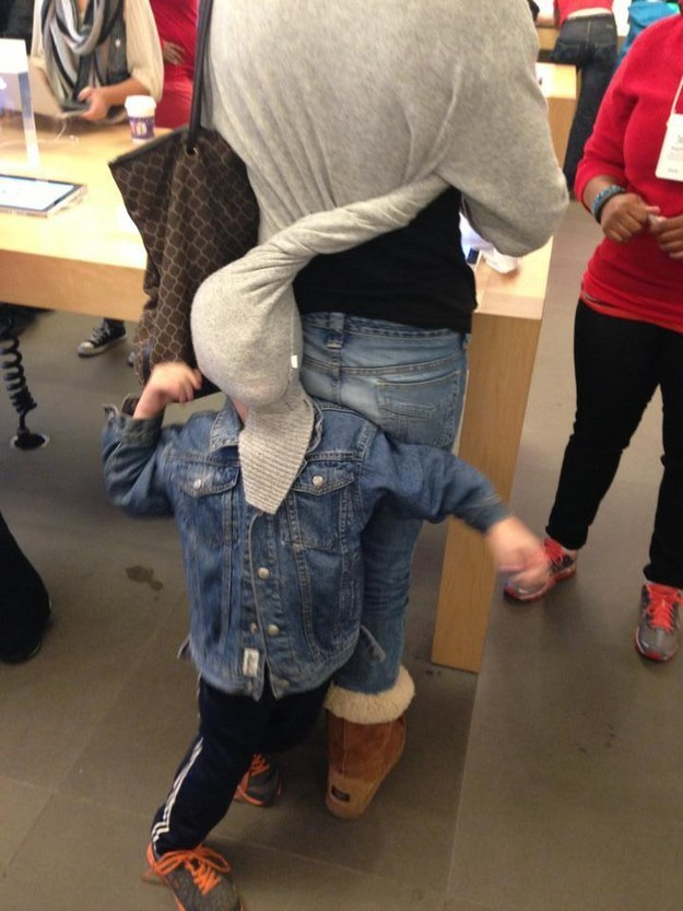 This Kid-15 Hilarious Things Ever Happened In Apple Stores