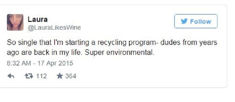 This is an Excellent Idea-15 Funniest Tweets About Single Life