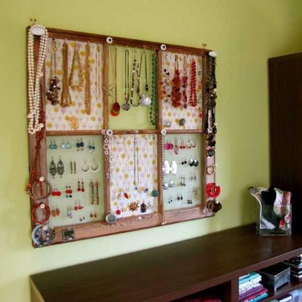 Jewelry-Creative DIY Wall Decor