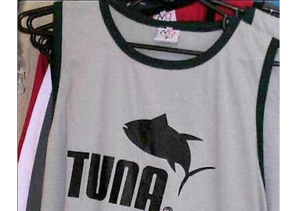 Tuna-Chinese Fake Brands And Copycats