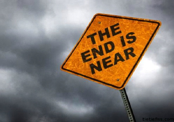 Street Sign-Hilarious End Of The World Signs