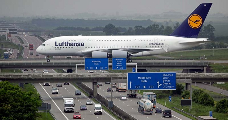 That is a real runway-Photos You Won't Believe Are Not Photoshopped