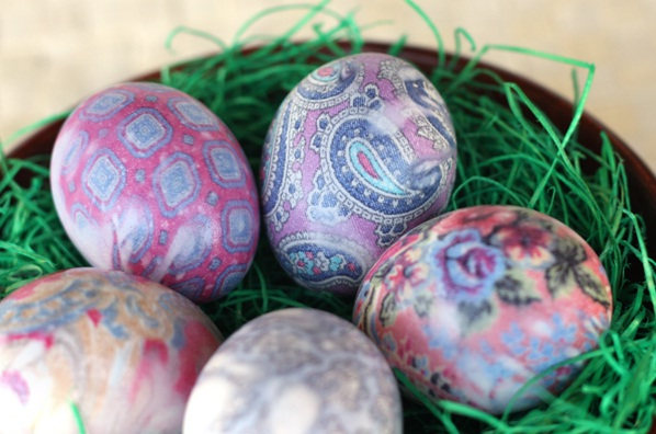 All patterned-Coolest Easter Eggs