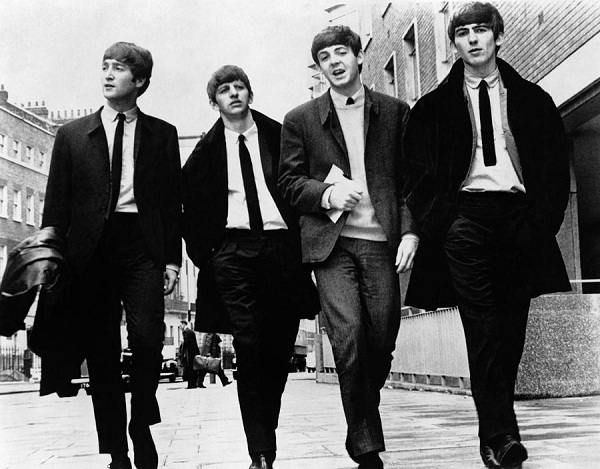 The Beatles-Weird Facts About Football