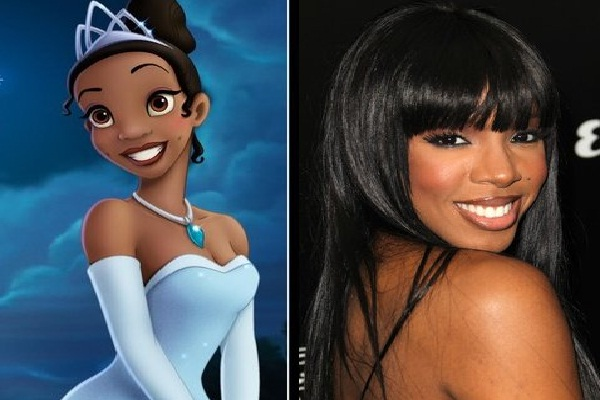 Kelly Rowland-Disney Look A Like Celebrities