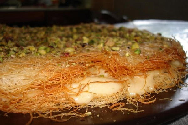 Konafah-Delicious And Unique Egyptian Foods