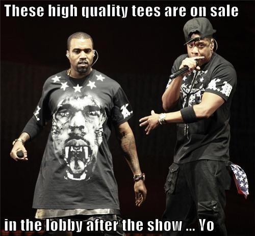 Cheap shirts, but high price-Worst Rap Logic
