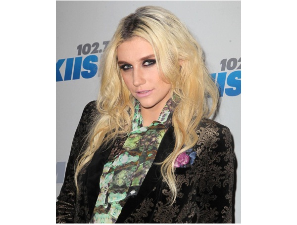 Ke$ha is A Natural Blonde-Facts About Ke$ha
