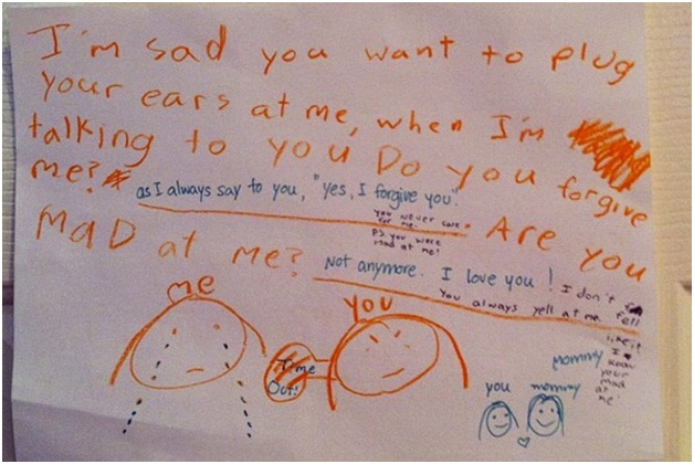 Answering Your Own Apology-12 Hilarious Apology Notes Ever