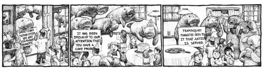 Crawdads Welcome - Ezra Butt-12 Funniest Webcomics On The Internet