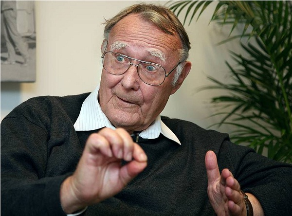 Ingvar Kamprad-Billionaires Who Lost Billions
