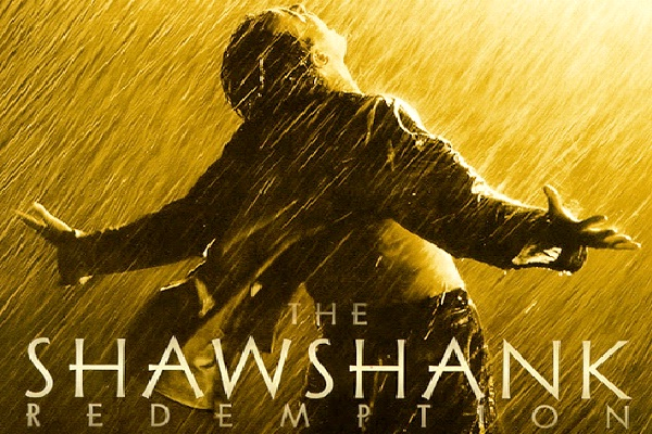 The Shawshank Redemption-Most Illogical Movie Endings