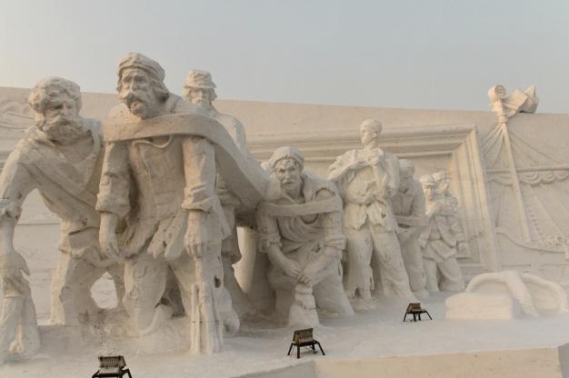 Brilliant-Most Amazing Snow Sculptures