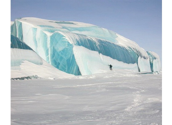 Briksdal Glacier-Most Amazing Ice Formations