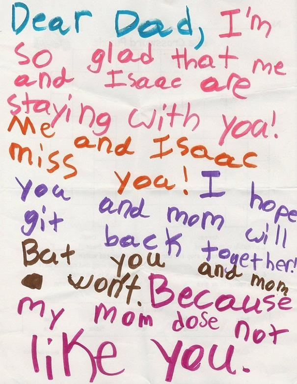 Tell it like it is-Hilarious And Honest Notes From Kids