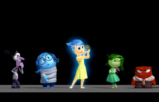 Inside Out-Upcoming Disney Pixar Movies
