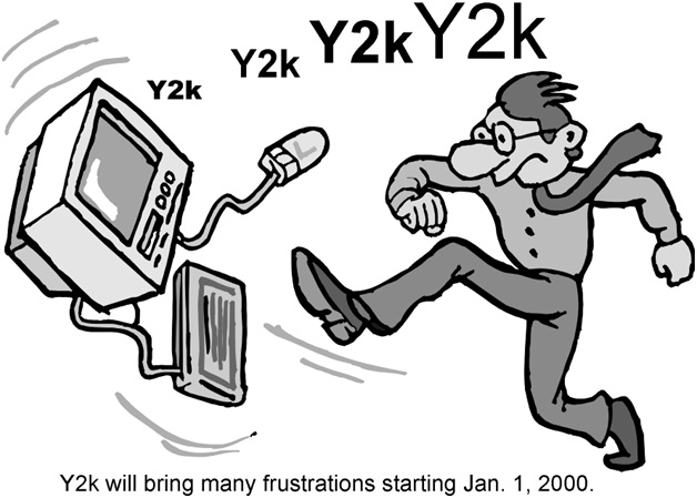 It Y2K Really Happened-News Stories That Would Break The Internet If True