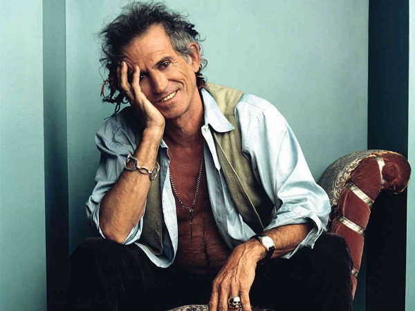 Keith Richards-Famous Celebs Who Went To Rehabilitation