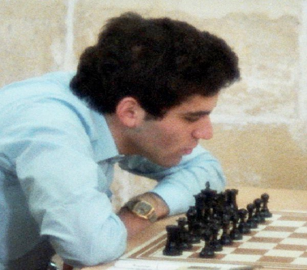 Gary Kasparov-Highest IQ People Ever