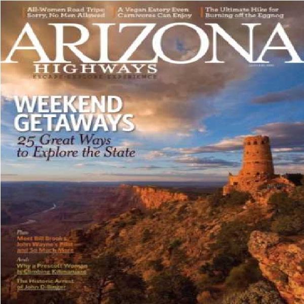 Arizona Highways-World's Most Bizarre Magazines