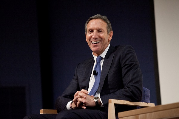Howard Schultz-People Who Went From Rags To Riches