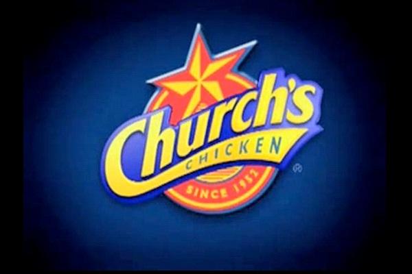 Church's Chicken-Top Fast Food Restaurants In The World