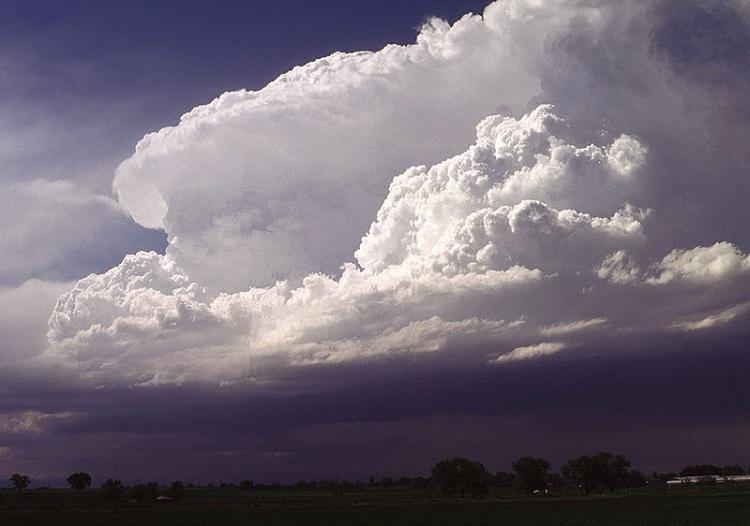 Cumulonimbus-Different Types Of Clouds