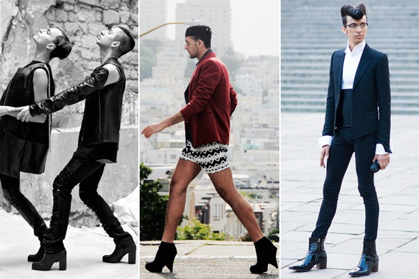 Butch Men Wear Heels-Crazy Facts That Will Blow Your Mind