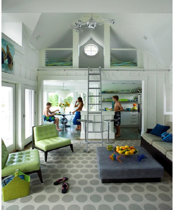 Secret Spaces-Amazing Lofts For Adults