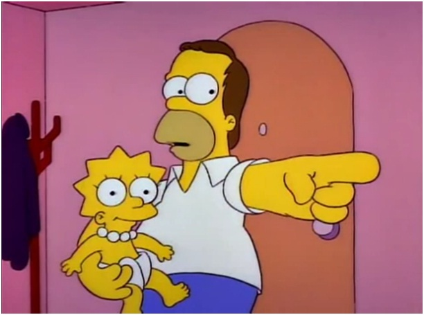 22-Years Since Maggie Said Her First Word on The Simpsons-I Feel So Old