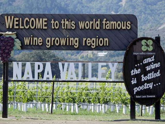 Napa Valley-Best Cities For A Bachelorette Party