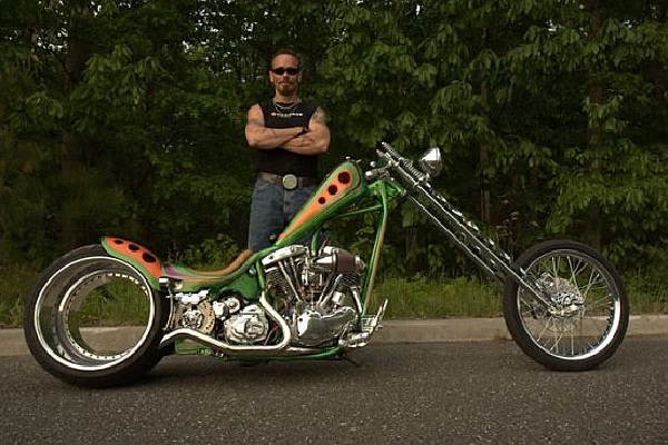Hub Less Harley-Most Expensive Bikes In The World