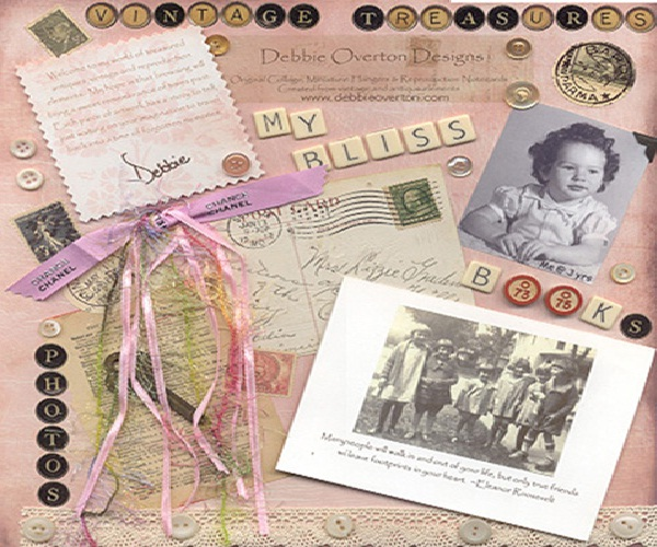 Scrapbook of memories-Best Anniversary Gift Ideas For Your Wife