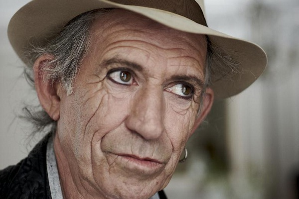 Keith Richards-Rock Stars Who Were Drug Addicts