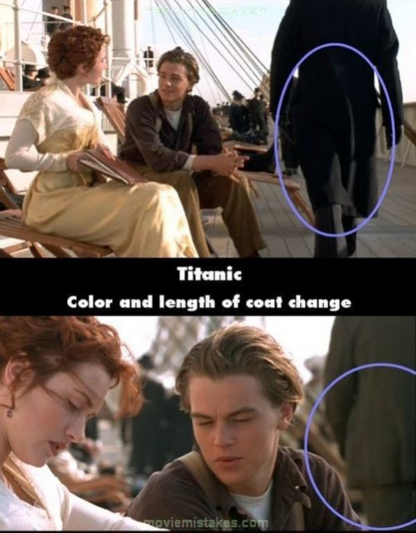 A magic coat-24 Movie Mistakes You Never Noticed