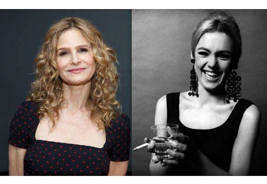Kyra Sedgwick & Edie Sedgwick-12 Celebrity Cousins You Probably Didn't Know About