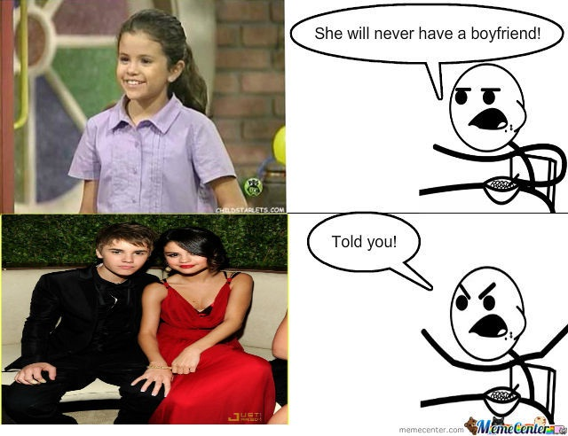 Yep you were right-12 Best Selena Gomez Memes Ever