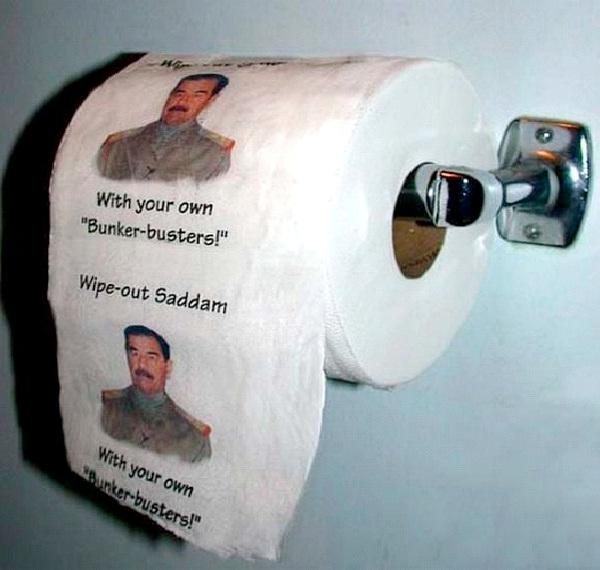 Hitler-Weirdest Toilet Papers