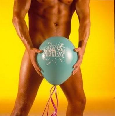 What a balloon-Hottest Ways To Wish Happy Birthday