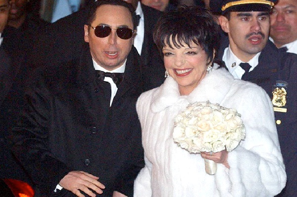 Liza Minnelli & David Gest - $4.3 Million-Most Expensive Weddings Ever