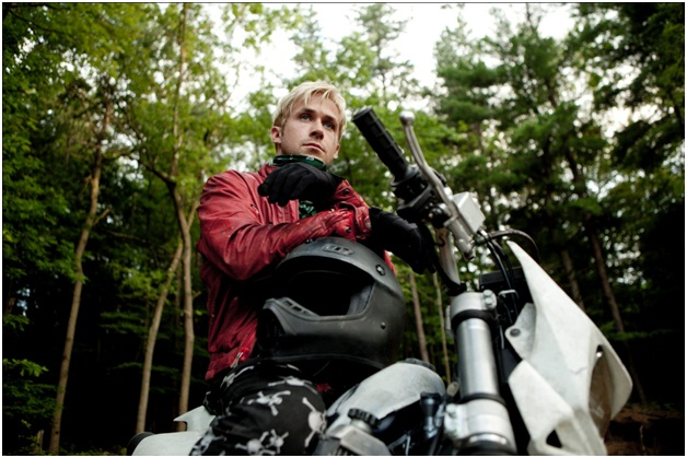 Ryan Gosling loves Motorbikes-Things You Didn't Know About Ryan Gosling