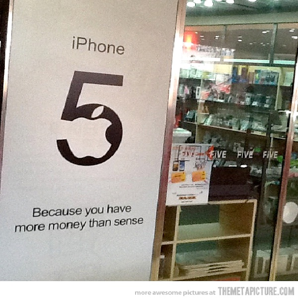 IPhone 5-12 Hilarious And Brutally Honest Advertisements