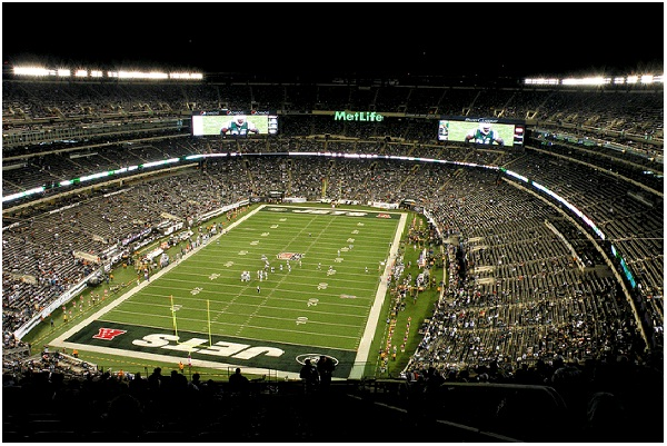 MetLife Stadium-Places To Visit In New Jersey